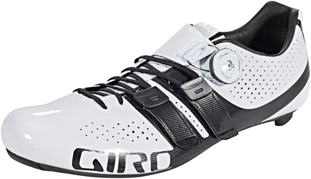 Giro Factor Techlace Chaussures Homme, whiteblack